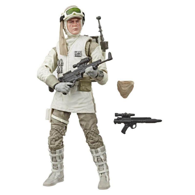 Rebel Soldier Hasbro Black Series figure 40th anniversary (Star Wars 5 The Empire Strikes Back)