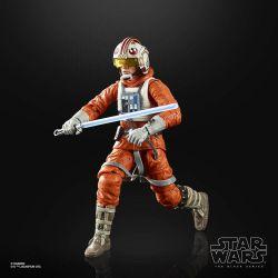 Luke Skywalker (Snowspeeder) Hasbro Black Series figure 40th anniversary (Star Wars 5 The Empire Strikes Back)