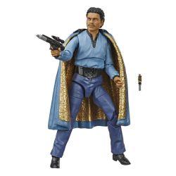 Figurine Lando Calrissian Hasbro Black Series 40th anniversary (Star Wars 5 L'Empire Contre-Attaque)