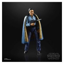 Lando Calrissian Hasbro Black Series figure 40th anniversary (Star Wars 5 The Empire Strikes Back)