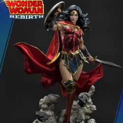 Wonder Woman Prime 1 statue Rebirth (Wonder Woman)