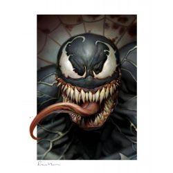 Affiche Venom Sideshow Fine Art Print (Marvel Comics)