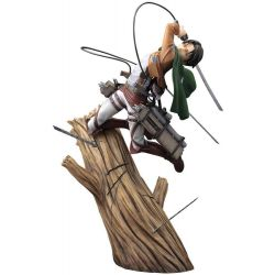 Levi Kotobukiya ARTFXJ figure Renewal (Attack on Titan)