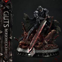 Guts Berserker Prime 1 statue Rage Edition Deluxe (Berserk)
