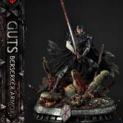 Guts Berserker Prime 1 statue Unleash Edition Deluxe (Berserk)