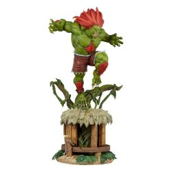 Blanka Pop Culture Shock statue Ultra (Street Fighter)