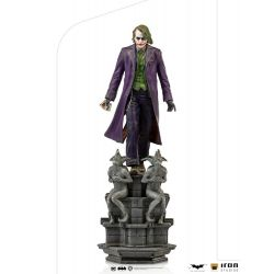 Figurine The Joker Iron Studios Deluxe Art Scale (The Dark Knight)