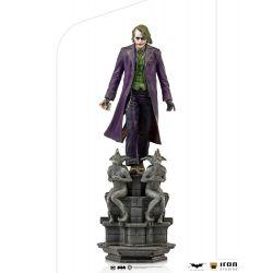 The Joker Iron Studios Deluxe Art Scale figure (The Dark Knight)