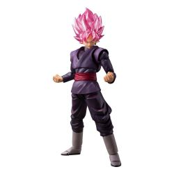 Figurine Goku Black Super Saiyan Rose Bandai SH Figuarts (Dragon Ball Super)