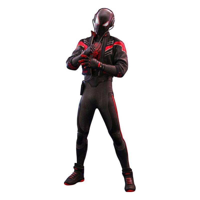 Miles Morales (2020 suit) Hot Toys figure VGM49 (Marvel's Spider-Man)