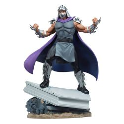 Shredder Pop Culture Shock statue (Teenage Mutant Ninja Turtles)