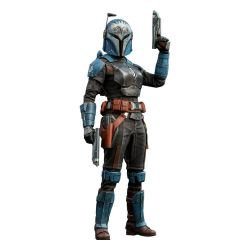 Figurine Bo-Katan Kryze Hot Toys TMS035 (Star Wars : The Mandalorian)