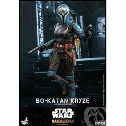 Figurine Bo-Katan Kryze Hot Toys TMS035 (Star Wars : The Mandalorian)
