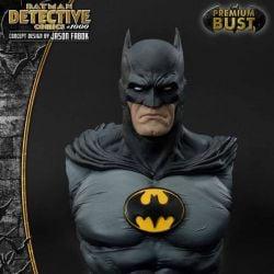 Batman Prime 1 bust Jason Fabok design (Detective Comics 1000)