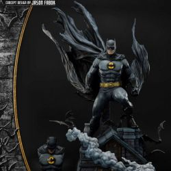 Batman Prime 1 statue DX Bonus (Detective Comics 1000)