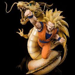 Son Goku Super Saiyan 3 Bandai Figuarts Zero figure Extra Battle (Dragon Ball Z)