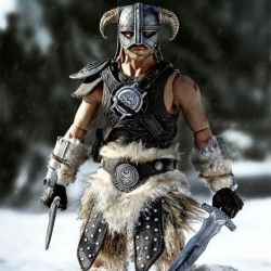 Dragonborn Pure Arts figure Standard (The Elder Scrolls V Skyrim)