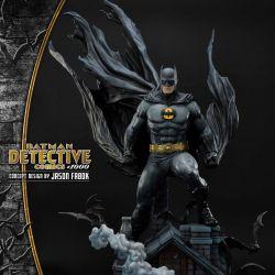 Batman Prime 1 statue Jason Fabok design (Detective Comics 1000)