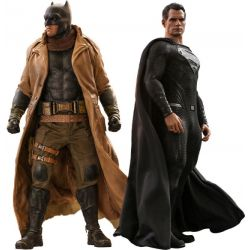Figurines Knightmare Batman and Superman Hot Toys TMS038 (Zack Snyder's Justice League)
