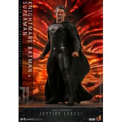 Knightmare Batman and Superman Hot Toys figures TMS038 (Zack Snyder's Justice League)
