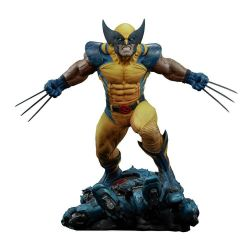 Statue Wolverine Sideshow Collectibles Premium Format 1/4 (X-Men)