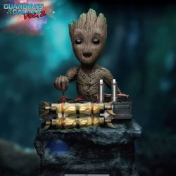 Statue Baby Groot Beast Kingdom (Les Gardiens de la Galaxie 2)