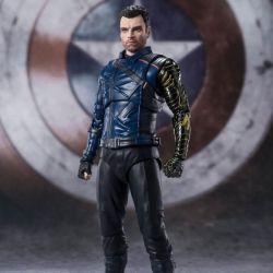 Figurine Bucky Barnes Bandai SH Figuarts (Falcon and the Winter Soldier)