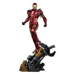 Iron Man Pop Culture Shock statue (Avengers)