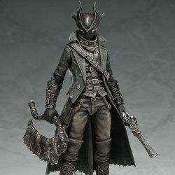 Hunter Max Factory Figma figure (Bloodborne : The Old Hunters)