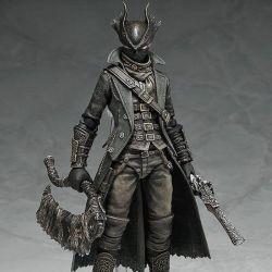 Figurine Hunter Max Factory Figma (Bloodborne : The Old Hunters)