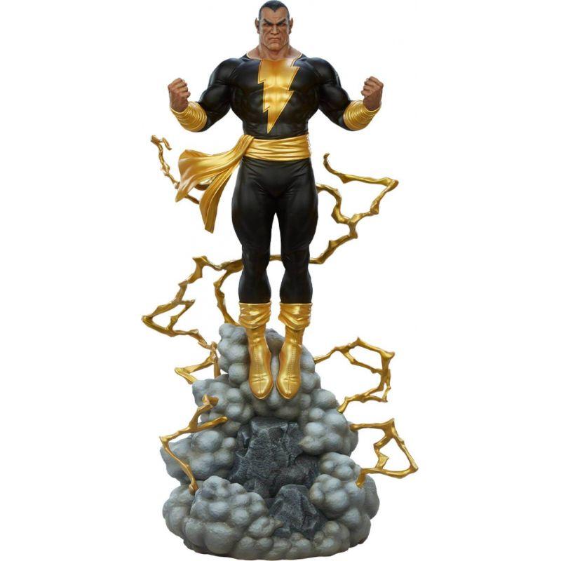 Black Adam Tweeterhead statue (DC Comics)