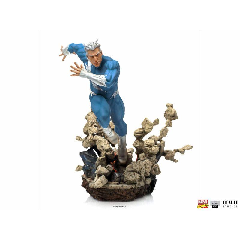 Figurine Quicksilver Iron Studios BDS Art Scale (X-Men)