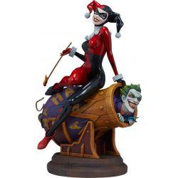 Harley Quinn and The Joker Sideshow diorama (DC Comics)