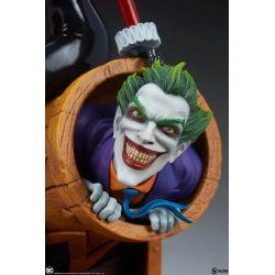 Diorama Harley Quinn and The Joker Sideshow (DC Comics)