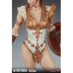 Teela Tweeterhead statue Legends (Masters of the Universe)