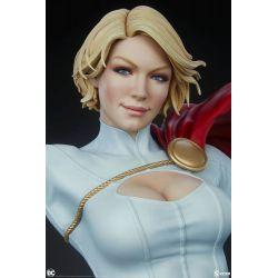 Power Girl Sideshow Premium Format statue (DC Comics)