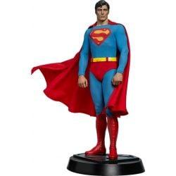 Superman Sideshow Premium Format statue (Superman The Movie)