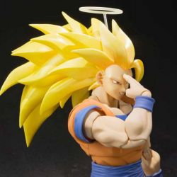 Son Goku Super Saiyan 3 SSJ SH Figuarts reissue (Dragon Ball Z)