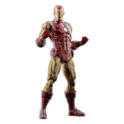 Iron Man Hot Toys figure The Origins CMS07D37 (Marvel)