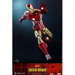 Figurine Iron Man Hot Toys The Origins CMS07D37 (Marvel)