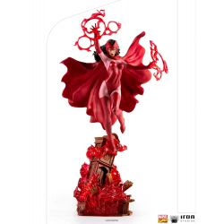 Statue Scarlet Witch Iron Studios BDS Art Scale (X-Men)