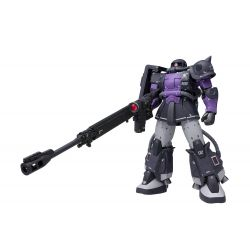 Figurine MS-06R-1A Zaku II Bandai Gundam Fix Figuration Metal Composite (Mobile Suit Gundam)