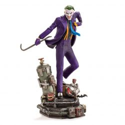 Figurine Joker Iron Studios Art Scale (DC Comics)
