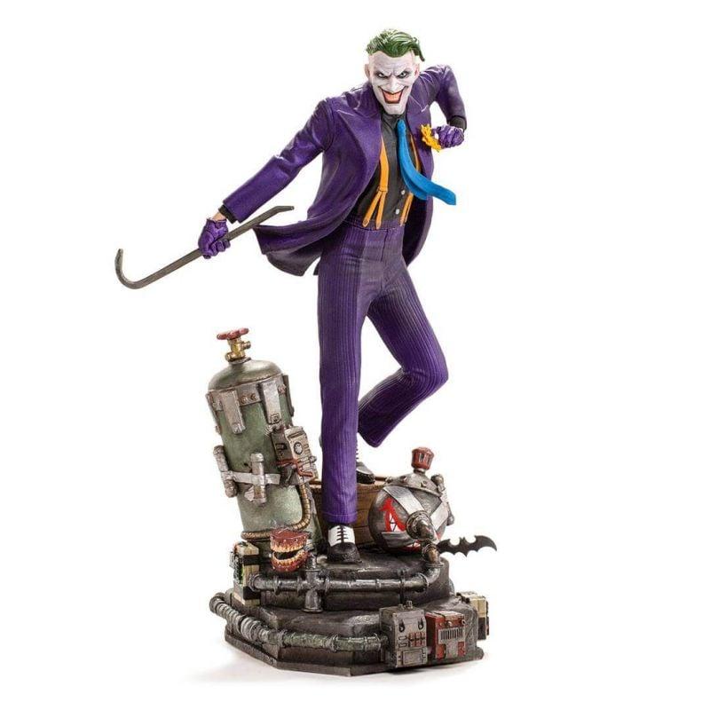 Figurine Joker Iron Studios Art Scale (DC Comics)