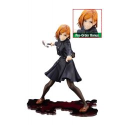 Figurine Nobara Kugisaki Kotobukiya ARTFXJ Bonus Edition (Jujutsu Kaisen)