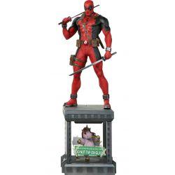 Statue Deadpool Pop Culture Shock (Marvel)