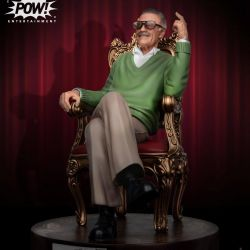 Statue Stan Lee Beast Kingdom Master Craft king of cameos (Marvel)