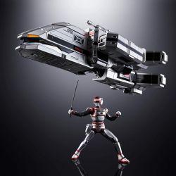 Figurine Daileon Bandai Soul of Chogokin Diecast GX-97 (MegaBeast Investigator Juspion)