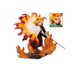 Figurine Kyojuro Rengoku Kotobukiya ARTFXJ Bonus edition (Demon Slayer)