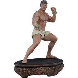 Statue Jean-Claude Van Damme Pop Culture Shock Muay Thai Tribute (JCVD)